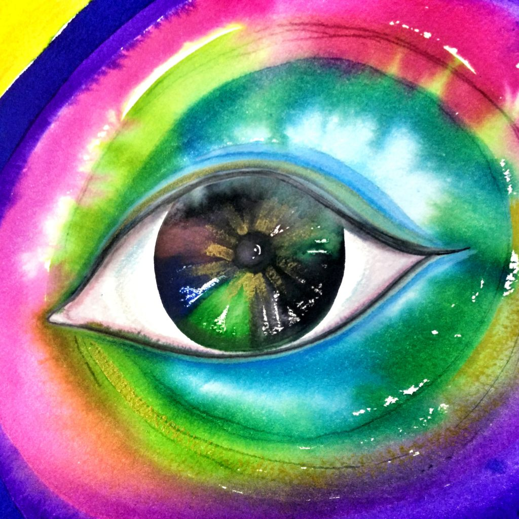 Workshop - The Art of Self Expression Through Colour