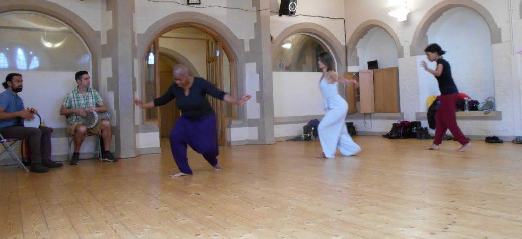 Pendulum Moves: Hilal DanceTaster Session