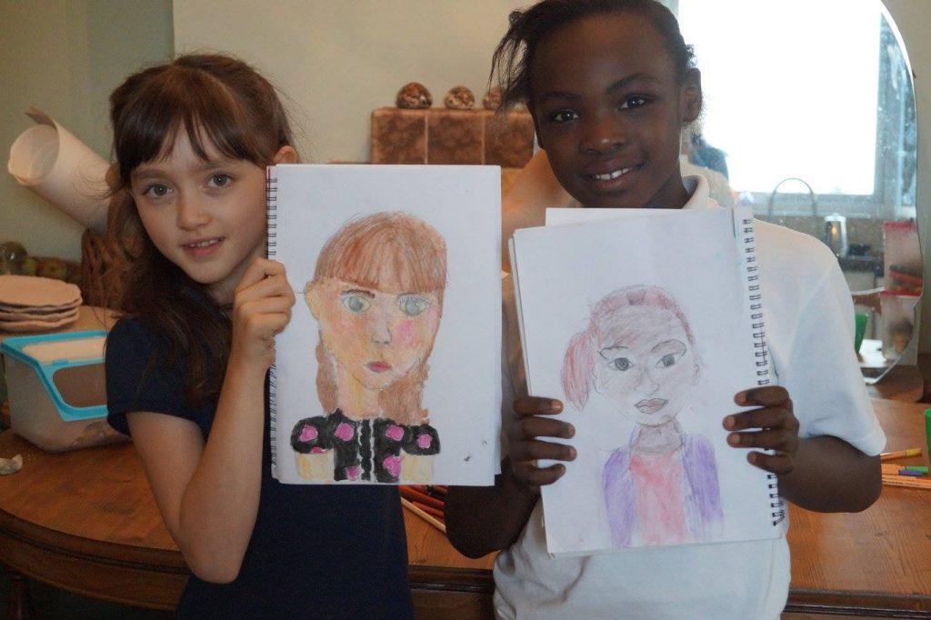 FREE TASTER *Art Class for Children (Ages 7-8)