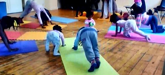 Children's Yoga