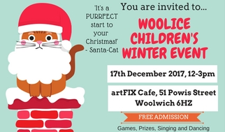 WoolIce Children's Winter Event