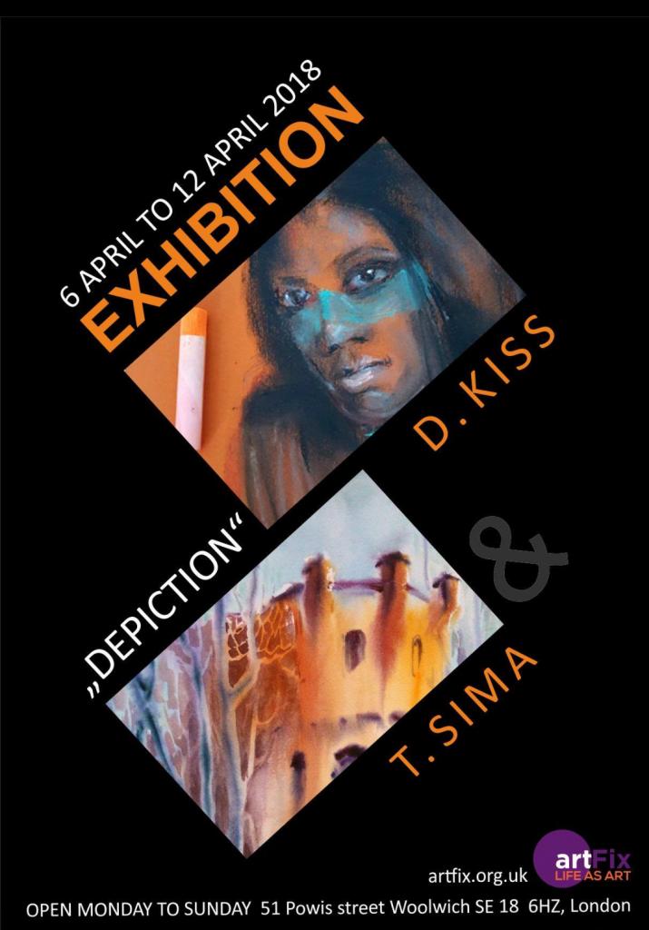 Exhibition - 'Depiction'