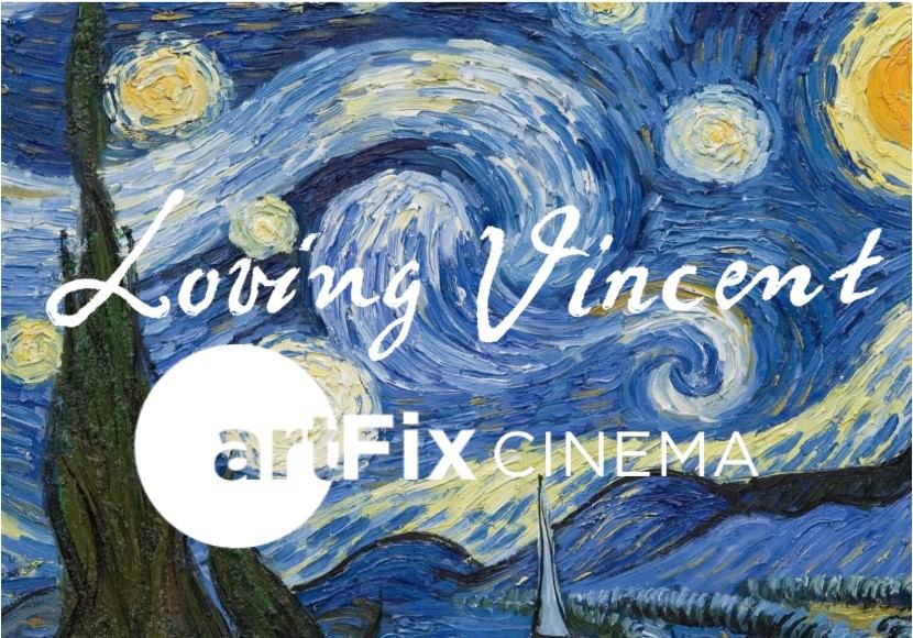 artFix Cinema Presents... Loving Vincent