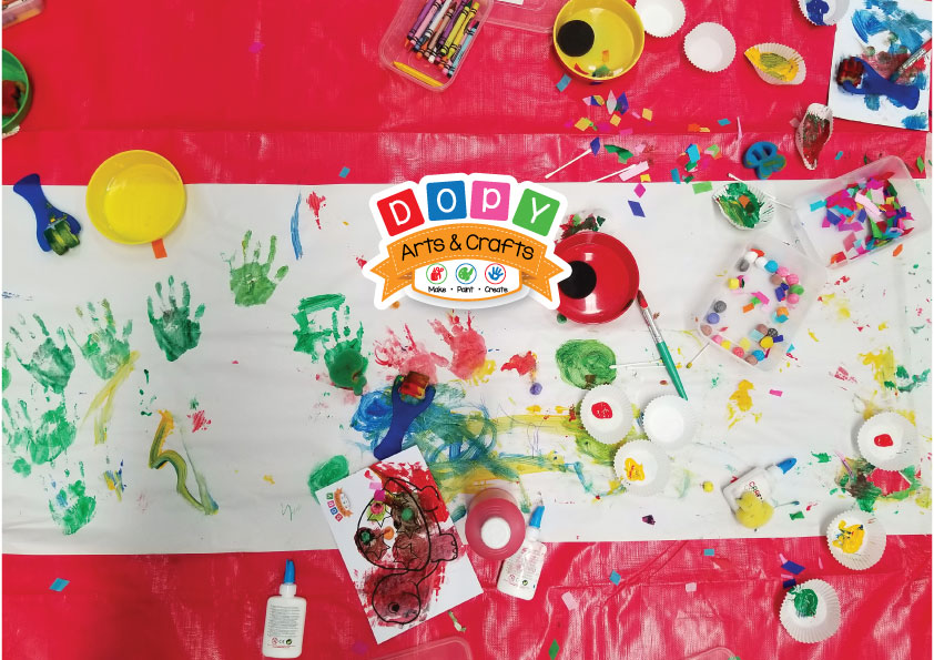 Dopy Arts & Crafts Wednesdays