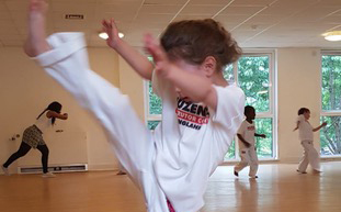 Capoeira - Children Classes