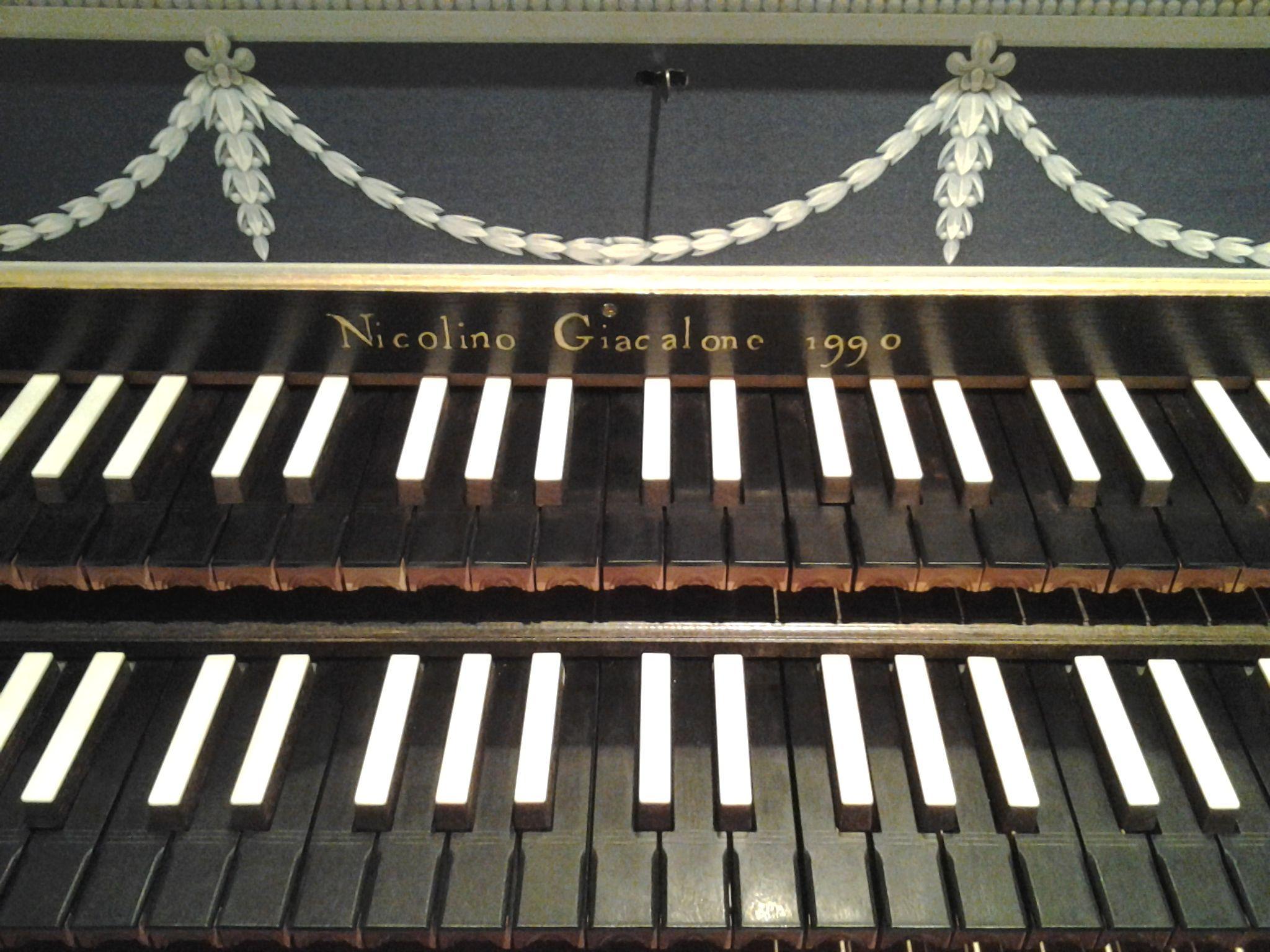 Concert, Handel, A Chamber Recital
