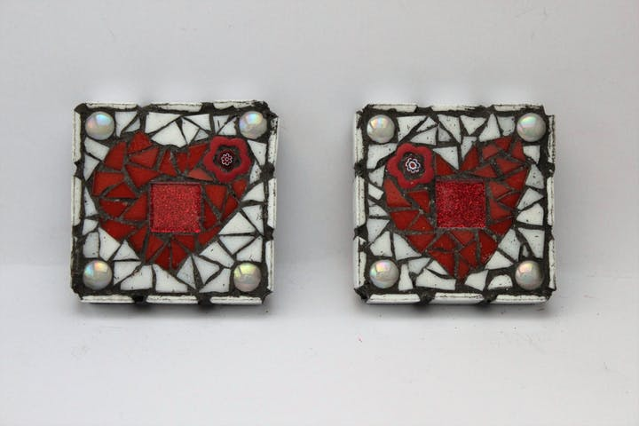 Mosaic Workshop by Harper Bizarre Art!