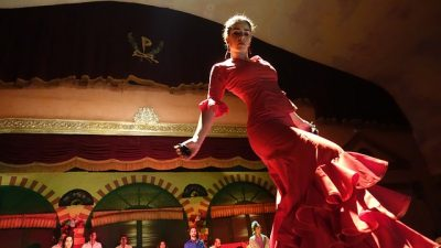 When Flamenco meets Byzantium dance workshop at Greenwich/ CANCELLED