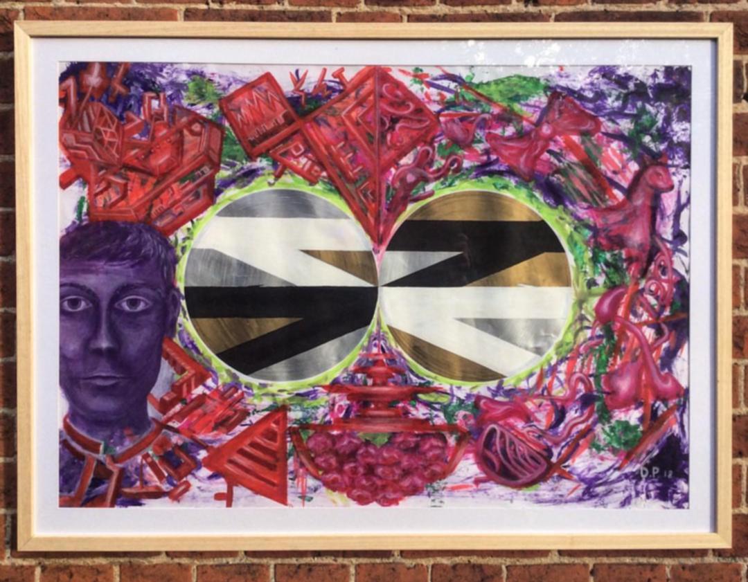 Solo Exhibition by Danils Porubins at Greenwich