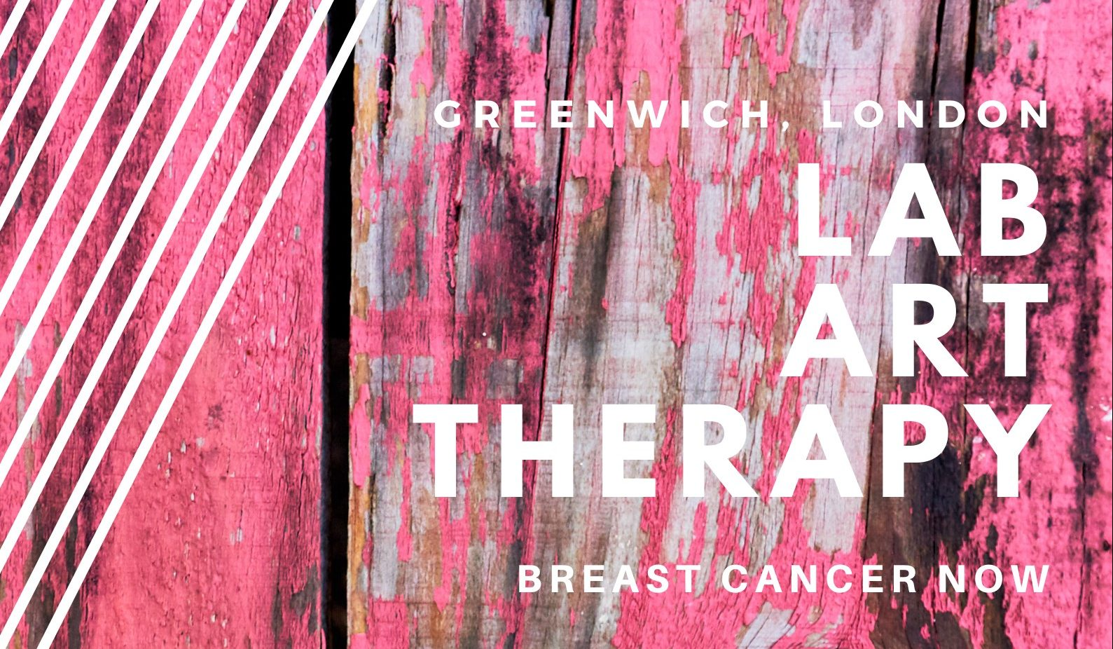LAB Art Therapy Breast Cancer Event at Greenwich