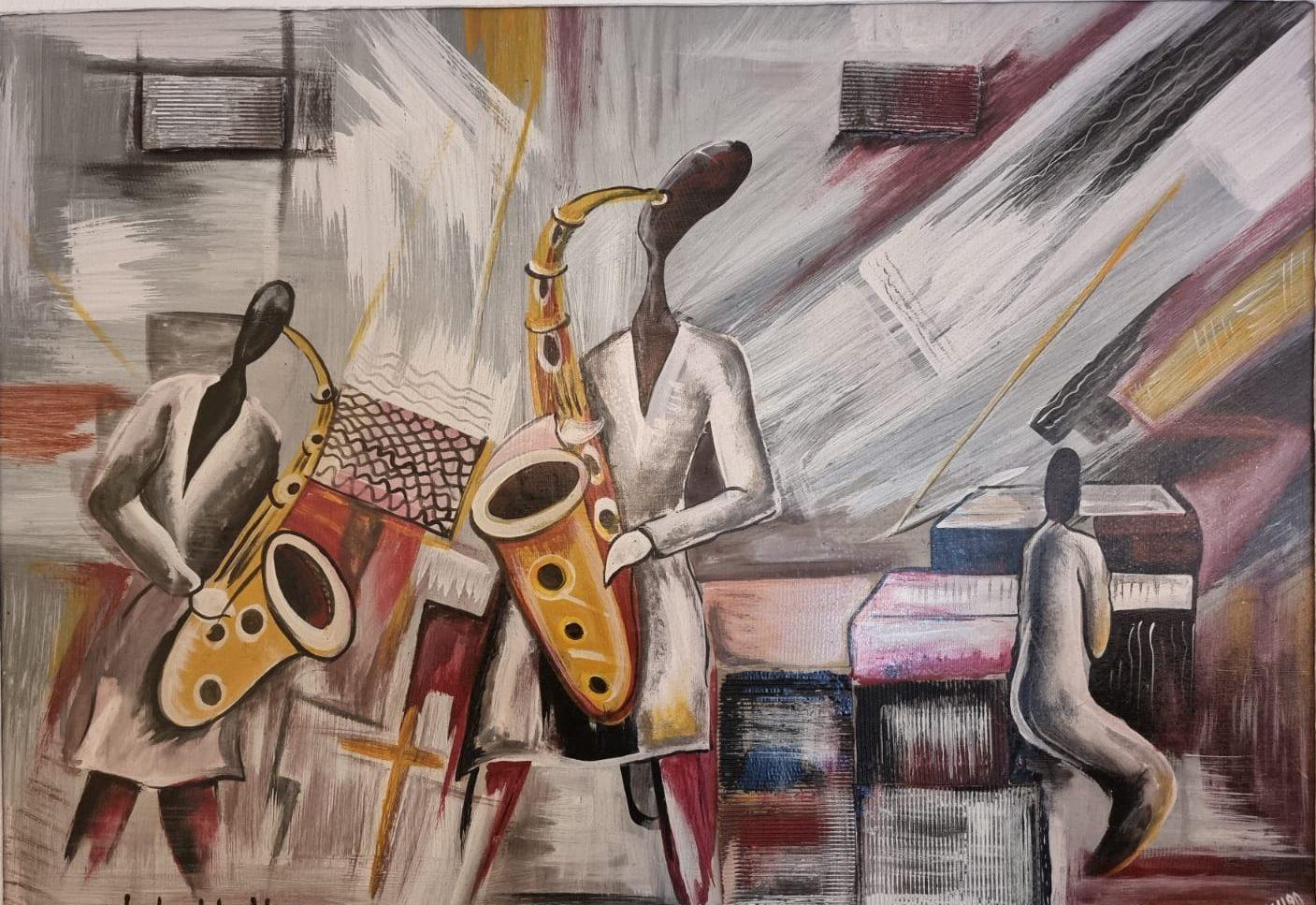 Khady Kounta's First Ever London Exhibition